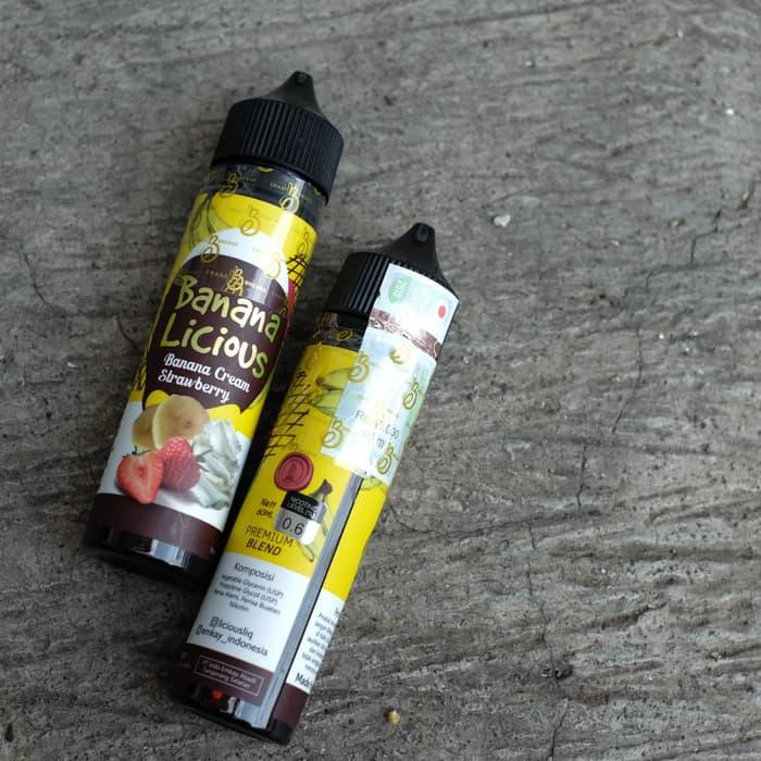 Banana Licious Vapor Liquid
