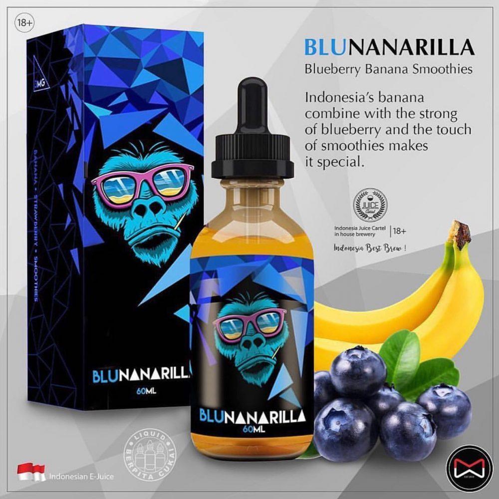 Blunanarilla Premium Liquid