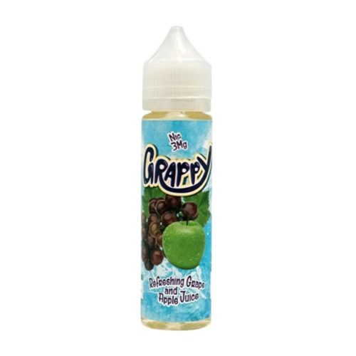 Grappy Liquid Vape By Emkay Brewer