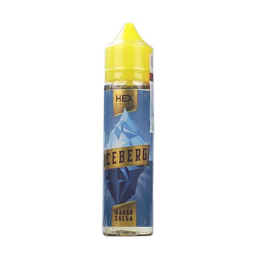 Iceberg Mango Salsa Liquid By HEX Juice