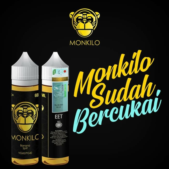 Monkilo Liquid For Vapor
