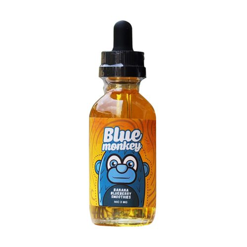 Blue Monkey Blueberry Liquid Vape By 9Naga Distribution