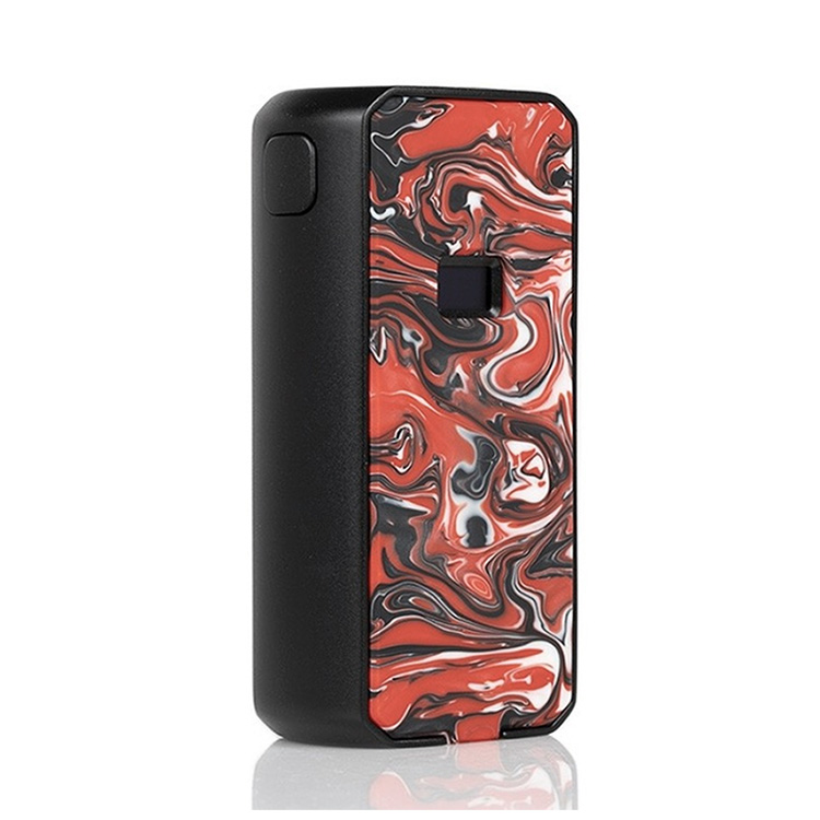 AUGVAPE Druga Foxy Mod Black Red Resin