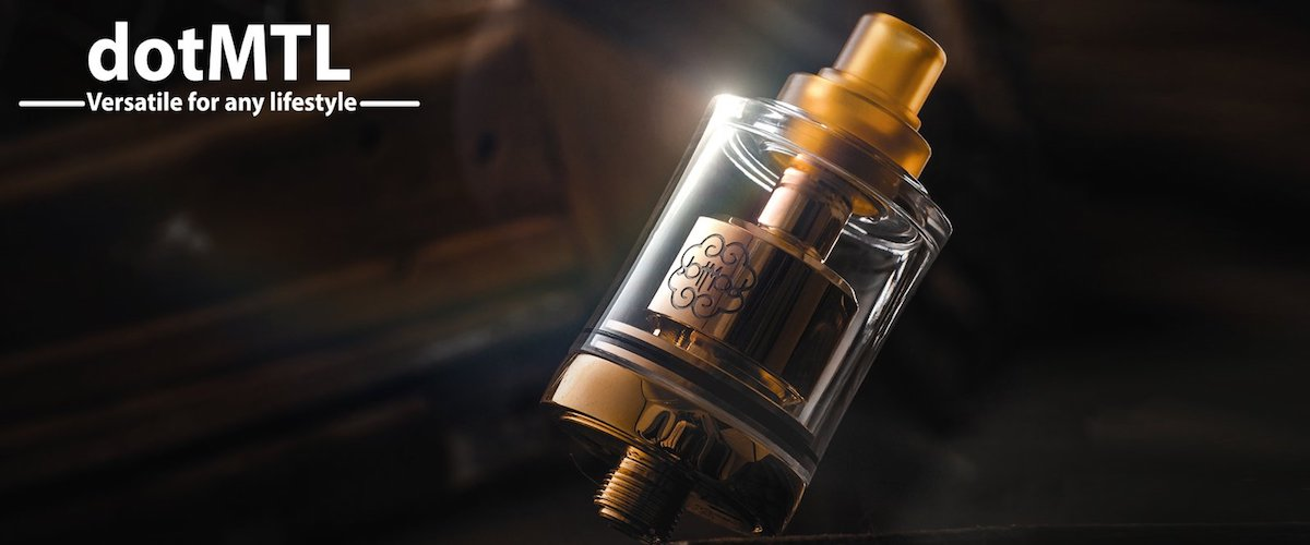 DOTMOD MTL RTA Authentic Banner