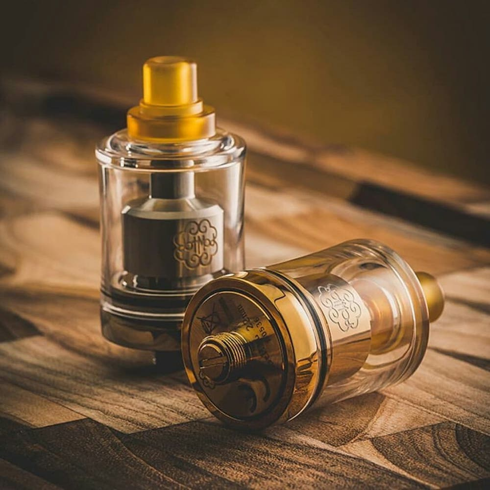 DOTMOD MTL RTA Authentic Gambar