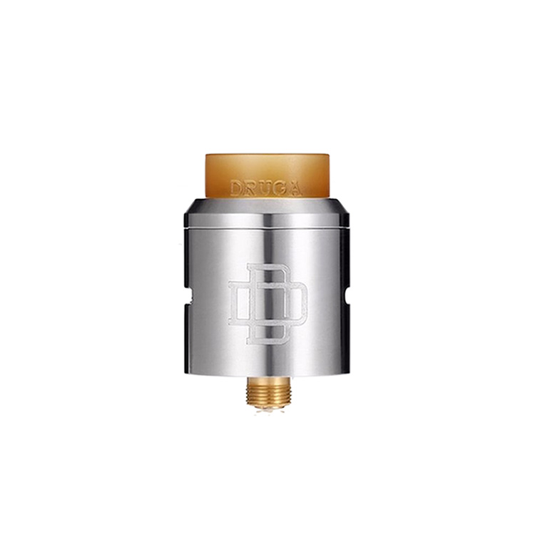 DRUGA RDA Authentic Stainless Steel