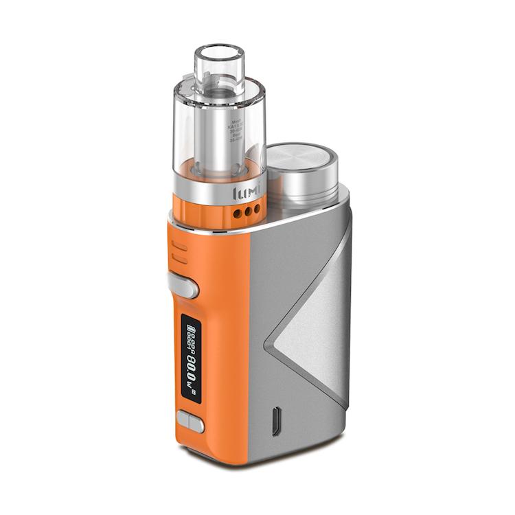 GEEKVAPE Lucid Kit Orange Mod
