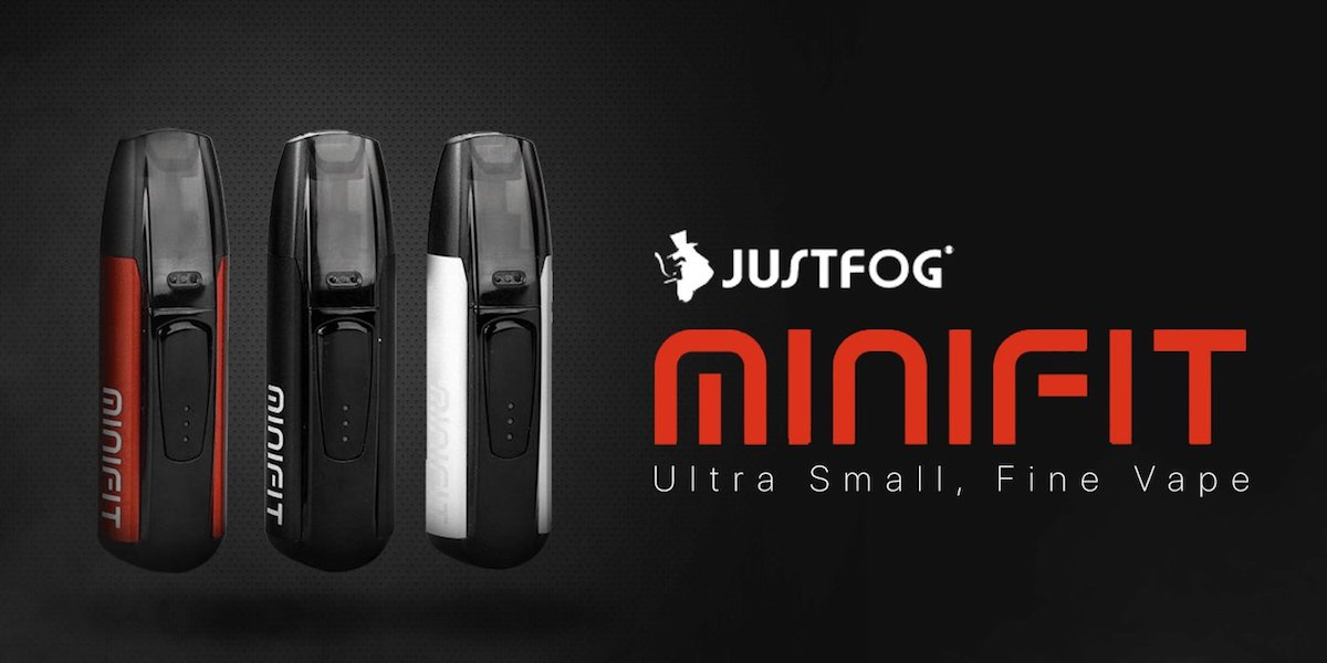 JUSTFOG MINIFIT NEW BANNER