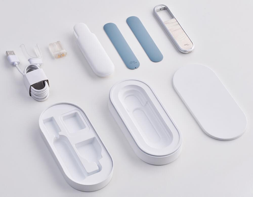 Laan Lite Pods Starter Kit Packing List