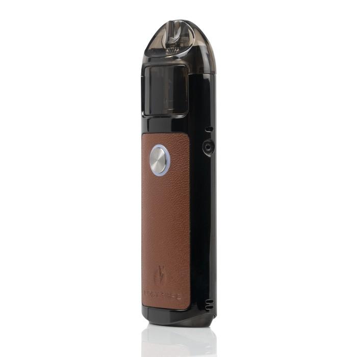 Lost Vape Lyra Pod System Black Leather