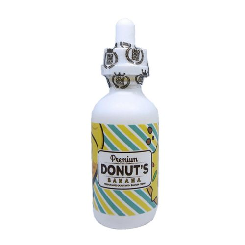 Premium Donuts Banana Nic 3 & 6 mg