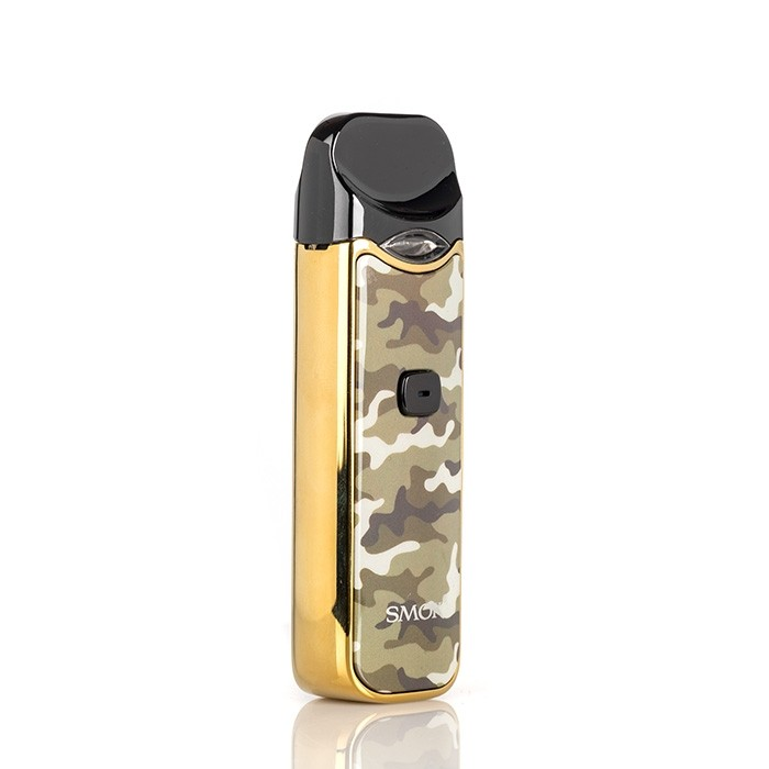 SMOK Nord Pod System Gold Camouflag