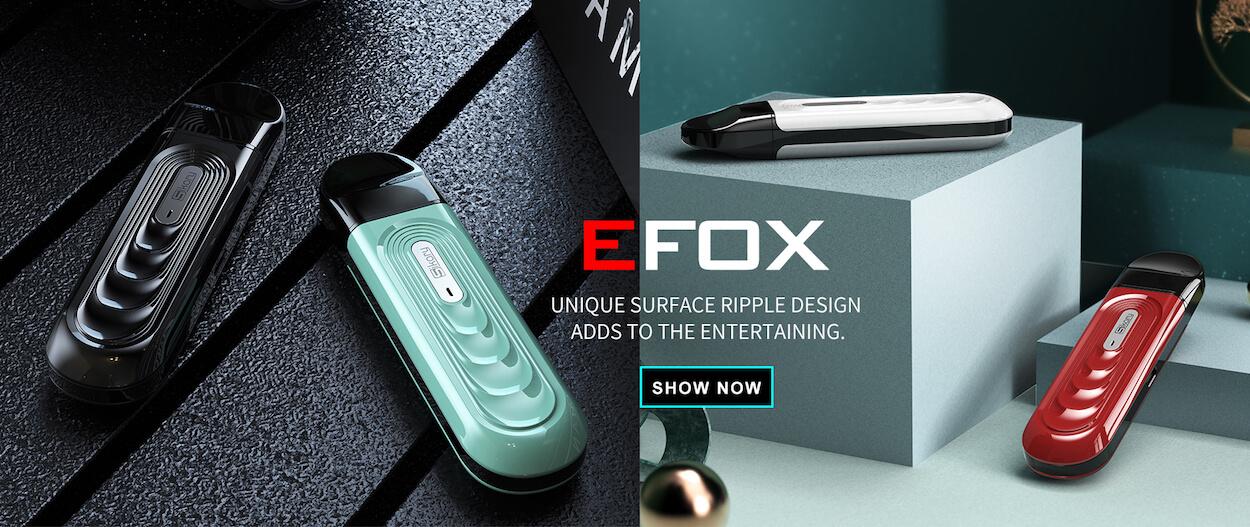 Sikary Fox Pod System Starter Kit Banner