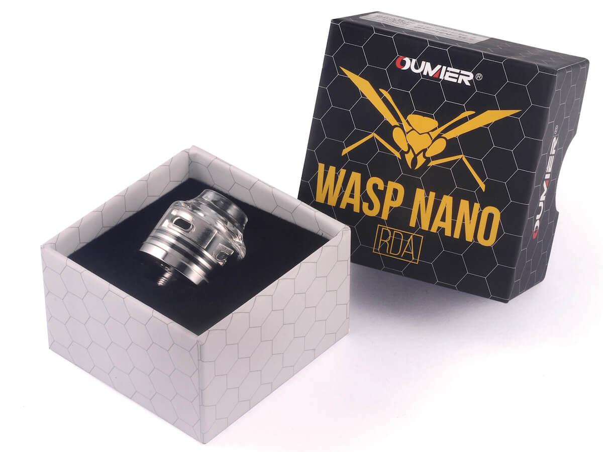 WASP NANO RDA PACKAGE