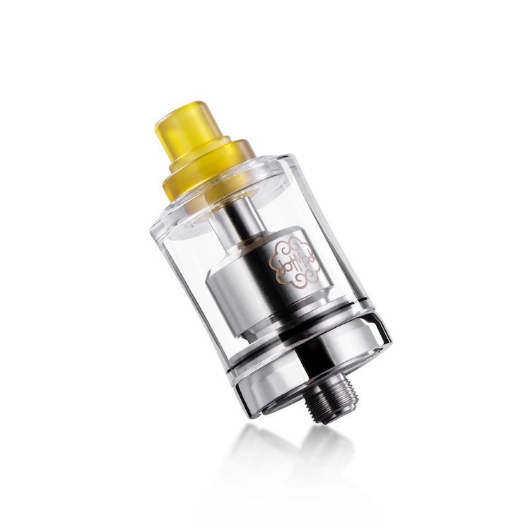 dotMTL 22mm Single Coil RTA Silver