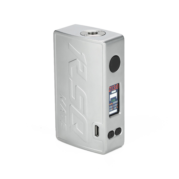Hotcig RSQ Mate Silver