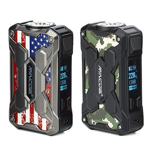 RINCOE Mechman Steel Box Mod