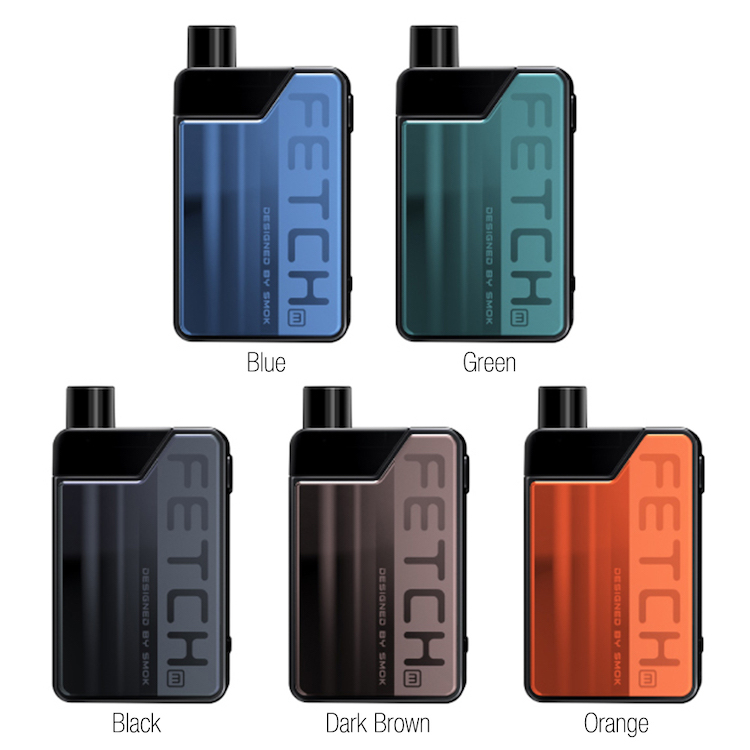 Smok Fetch Mini Pod Kit All Colors