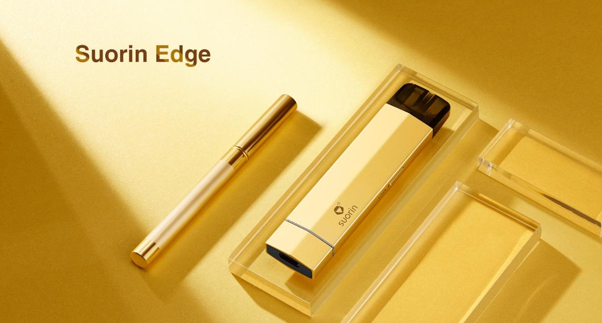 Suorin Edge Pod Kit Banner