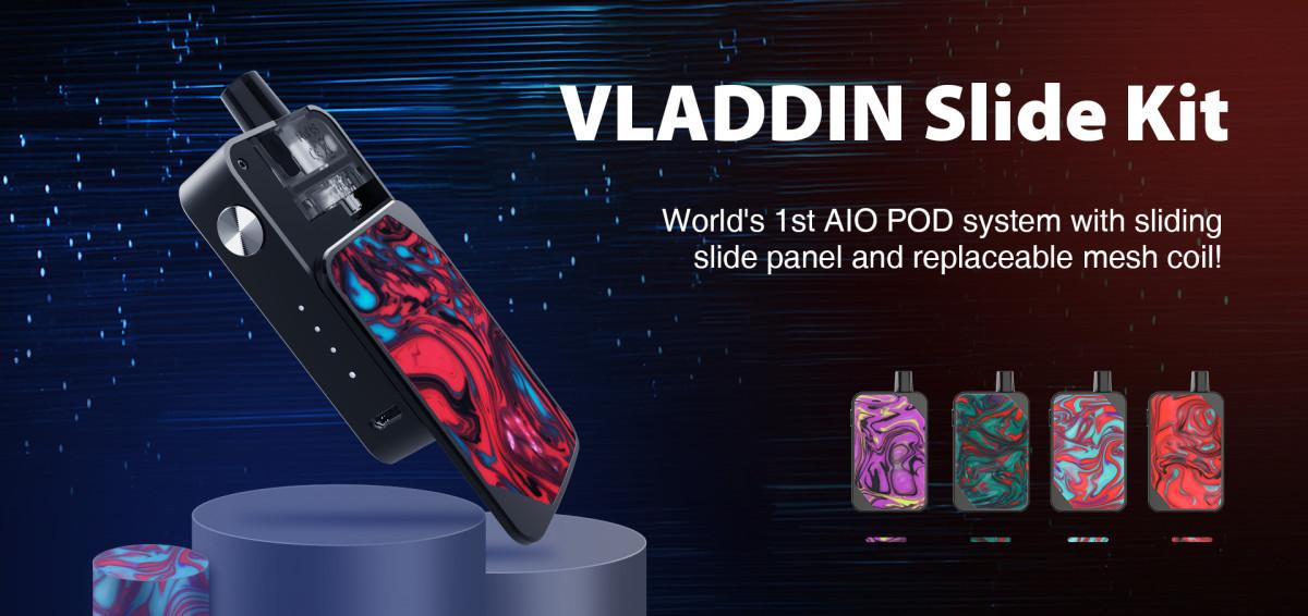 Vladdin Slide Pod Kit banner