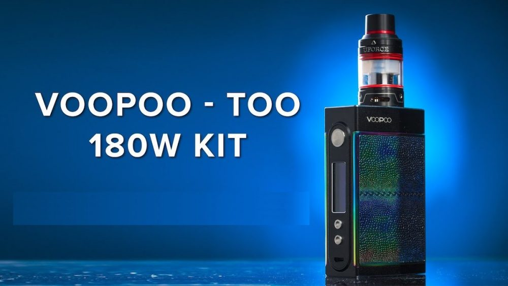Voopoo too starter kit banner