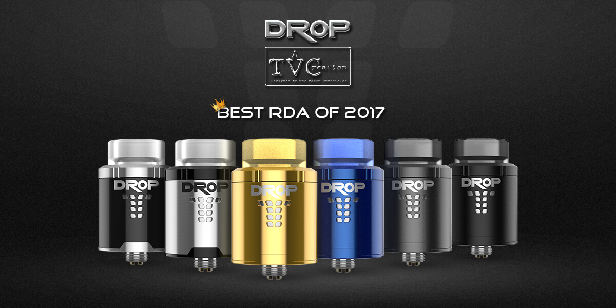 Best Digiflavor DROP RDA