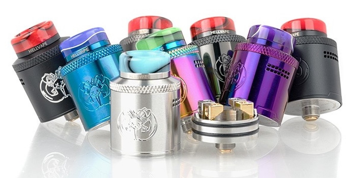 Drop Dead RDA by Hellvape Banner